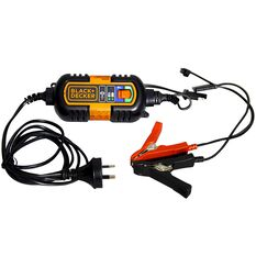 Black & Decker Battery Charger - 6V / 12V, 1.2 Amp, , scaau_hi-res