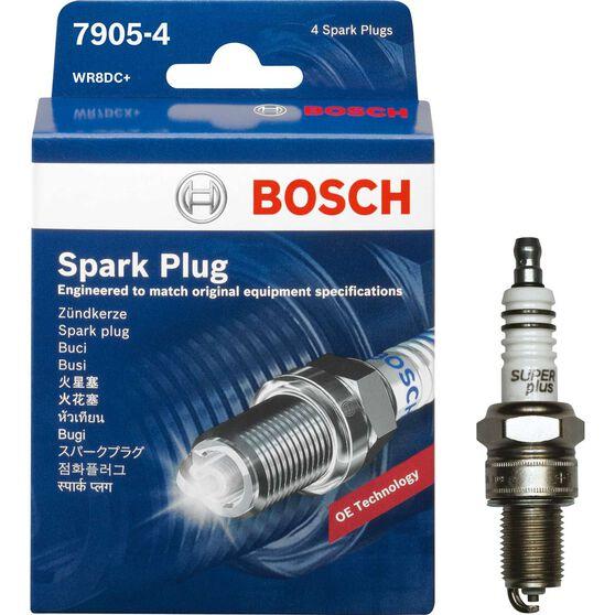 Bosch Spark Plug 7905-4 4 Pack, , scaau_hi-res
