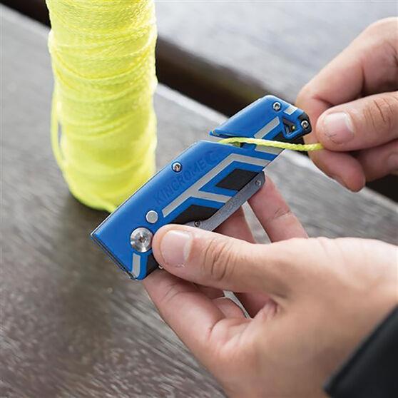 Kincrome Folding Utility Knife, , scaau_hi-res