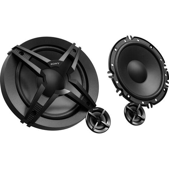 Sony 6.5 Inch Component Speaker Set - XS-FB1621C, , scaau_hi-res