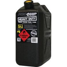 Pro Quip Heavy Duty Fuel Can 10L, , scaau_hi-res