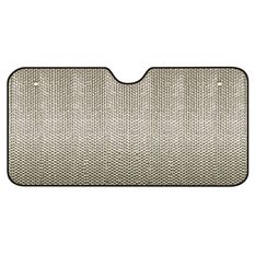 SCA Bubble Sunshade - Silver, Accordion, Front, , scaau_hi-res