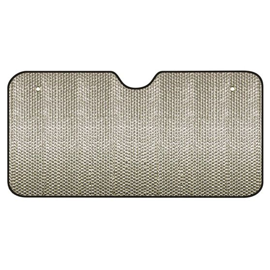 SCA Bubble Sunshade - Silver, Accordion, Front, , scaau_hi-res
