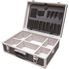 SCA Tool Case - Aluminium, Black, , scaau_hi-res