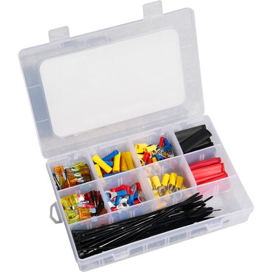 SCA Electrical Kit - Assorted, 212 Piece, , scaau_hi-res