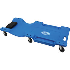 SCA Plastic Garage Creeper - Blue, , scaau_hi-res