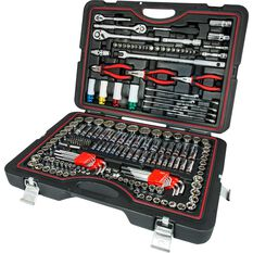 ToolPRO Automotive Tool Kit 198 Piece, , scaau_hi-res