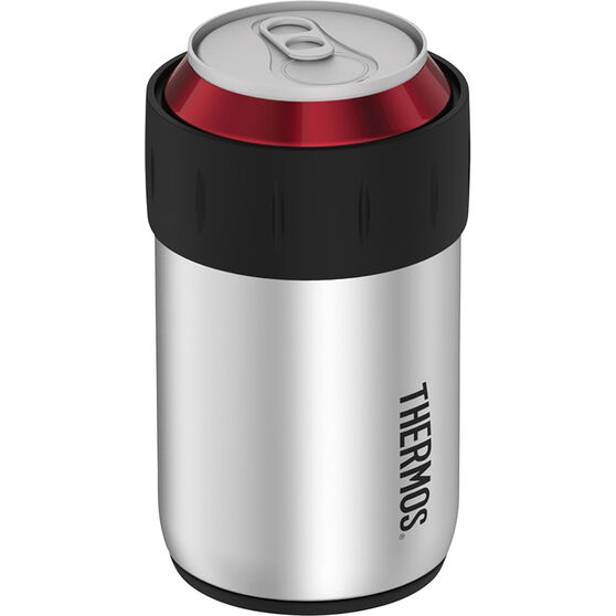 Thermocafe 355ml Can Cooler, Stanless Steel, , scaau_hi-res