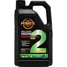 Small Engine Oil - 2 Stroke, 5 Litre, , scaau_hi-res