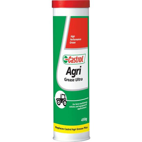 Castrol Agri Plus Ultra Grease Cartridge - 450g, , scaau_hi-res