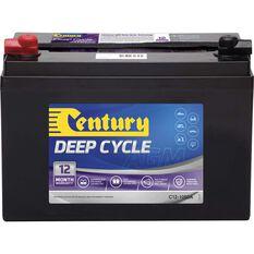 C12-105DA AGM Deep Cycle Car Battery, , scaau_hi-res