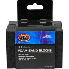 Foam Sand Blocks - 3 Pack, , scaau_hi-res