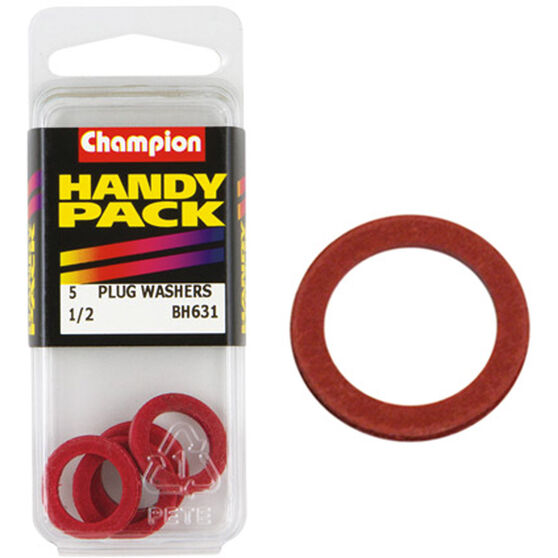 Champion Drain Plug Washer - BH631, Handy Pack, , scaau_hi-res
