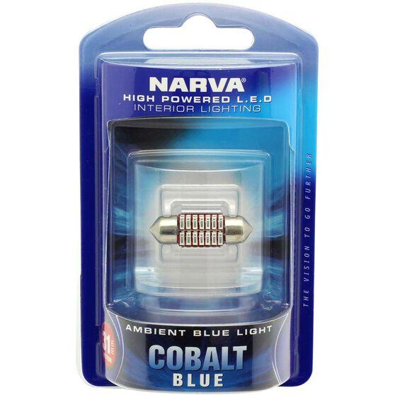 Narva Interior Globe LED - Cobalt Blue, , scaau_hi-res