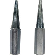 ToolPRO Bench Grinder Tapered Spindles - 2 Piece, , scaau_hi-res