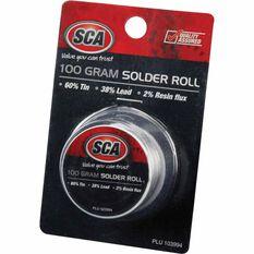 Solder - Roll, 100g, , scaau_hi-res
