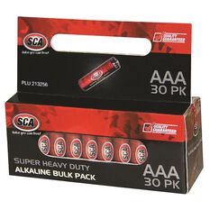 Battery - AAA, 30 Pack, Alaklaine, , scaau_hi-res