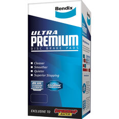 Bendix Ultra Premium Disc Brake Pads - DB1739UP, , scaau_hi-res
