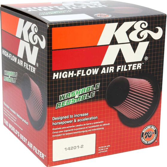 K&N Air Filter - E-2444 (Interchangeable with A1350), , scaau_hi-res