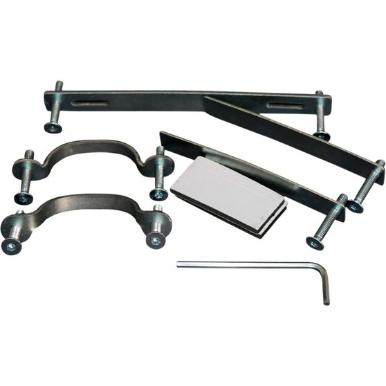 Street Series Pedal Pad Set - Automatic, , scaau_hi-res