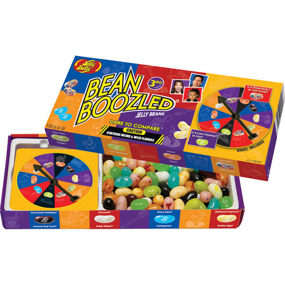 Jelly Belly Beanboozled 3rd Generation Spinner Gift Box - 100g, , scaau_hi-res