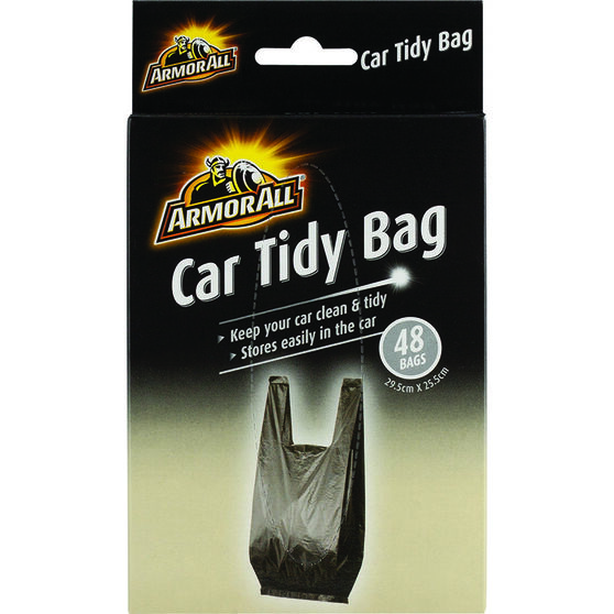 Armor All Car Tidy Bags - 48 Piece, , scaau_hi-res