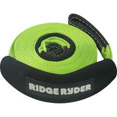 Ridge Ryder Snatch Strap 9m 5000kg, , scaau_hi-res