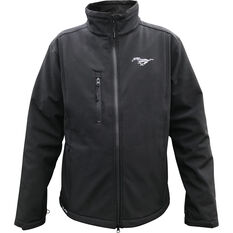 Mustang Men's Jacket Black, , scaau_hi-res