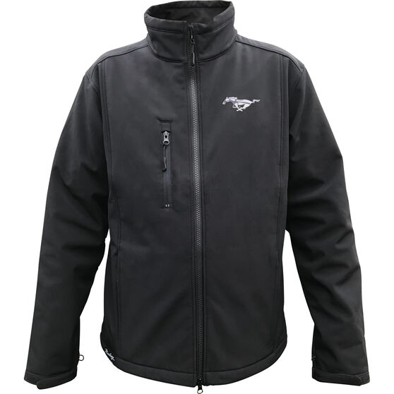 Mustang Men's Jacket Black, , scaau_hi-res