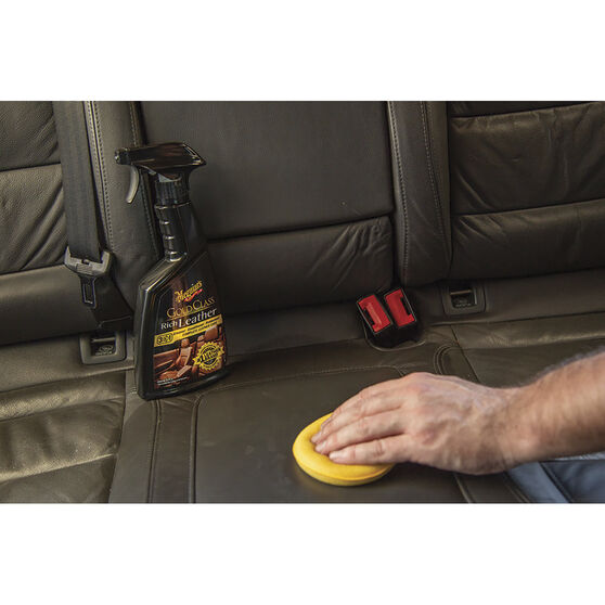 Meguiar's Gold Class Leather Wipes - 25 Pack, , scaau_hi-res