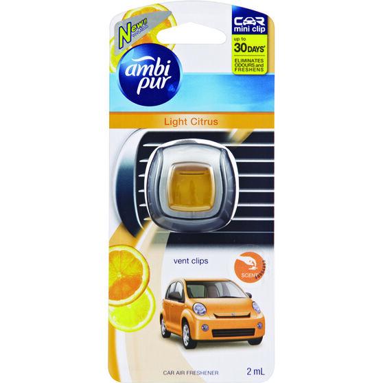 Ambi Pur Air Freshener Mini - Light Citrus, 2mL, , scaau_hi-res