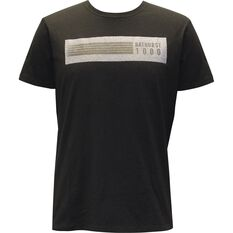Bathurst Men's T-Shirt Black S, , scaau_hi-res