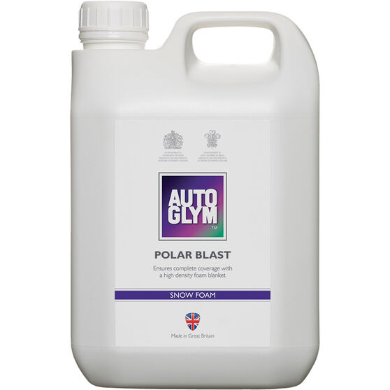 Autoglym Polar Blast Foaming Wash - 2.5 Litre, , scaau_hi-res