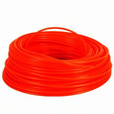 Tuff Cut Trimmer Line - Orange, 2.4mm X 43m, , scaau_hi-res