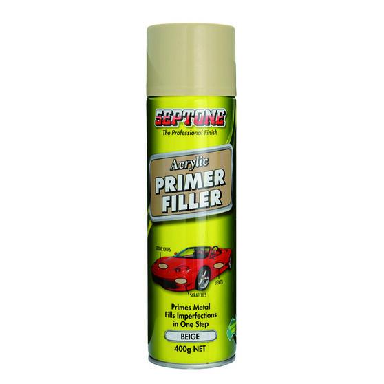 Septone Primer Filler Beige 400g, , scaau_hi-res