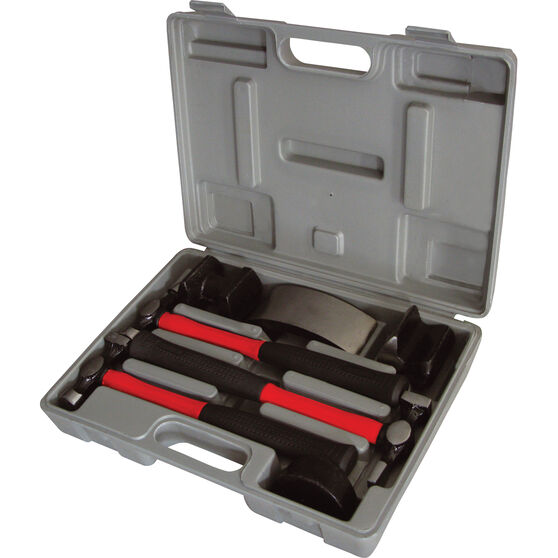 7 Pce Heavy Duty Auto Body Repair Kit, , scaau_hi-res