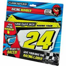 Turbo Spoke Racing Number, , scaau_hi-res