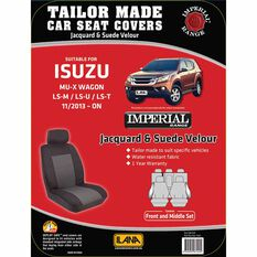 Imperial Tailor Made Pack - Suits Isuzu MU-X 11/13+, , scaau_hi-res