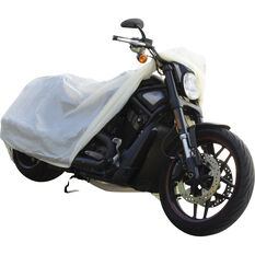 SCA Motorcycle Cover - Suits Large Motorcycles, , scaau_hi-res