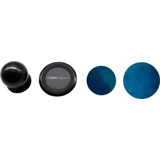 Cabin Crew Phone Holder - Dash Mount, Magnetic, Black, , scaau_hi-res