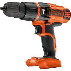 Black & Decker Cordless Hammer Drill - 18V Li-Ion, , scaau_hi-res
