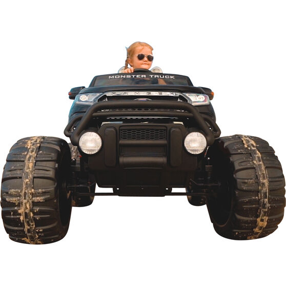 Ford Ride On Monster Truck - Ford Ranger, With Remote