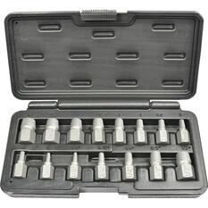 ToolPRO Screw Extractor Set - 15 Piece, , scaau_hi-res