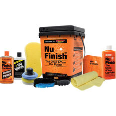 Nu Finish Premium Detailing Kit - 9 Piece, , scaau_hi-res
