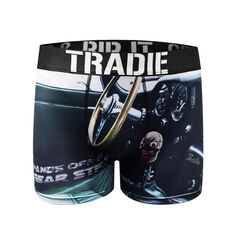 Tradie Mens Geared up Trunks Geared Up S, Geared Up, scaau_hi-res