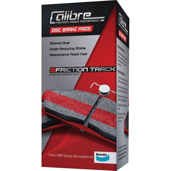 Calibre Disc Brake Pads DB1280CAL, , scaau_hi-res