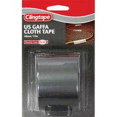 Gaffa Tape - Silver, 48mm x 10m, , scaau_hi-res