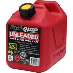Pro Quip Petrol Jerry Can 5 Litre, , scaau_hi-res