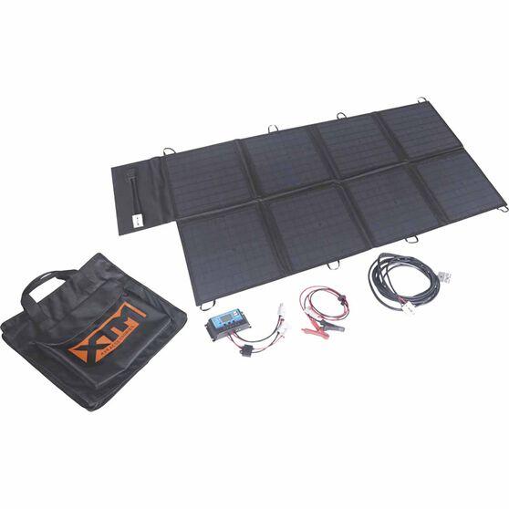XTM Folding Solar Blanket - 120W, , scaau_hi-res
