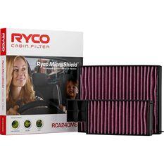 Ryco Cabin Air Filter Microshield RCA240MS, , scaau_hi-res